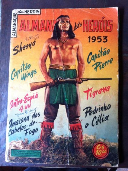 Almanaque Dos Heróis 1953