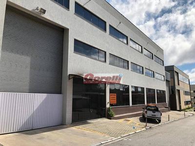 Galpão Para Alugar, 710 M² Por R$ 14.000/mês - Centro Industrial - Itaquaquecetuba/sp - Ga0140