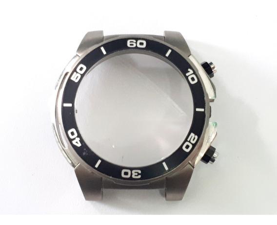 Caixa Decalque Relógio Orient Mbttc007 - Seminova, Original!