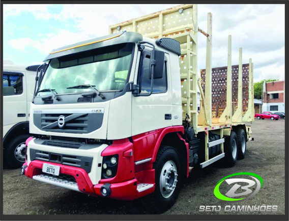 Volvo Fmx 460 6x4 Ano 2014