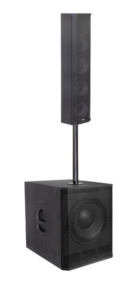Sistema De Pa Vert1800 Portátil 450w Donner