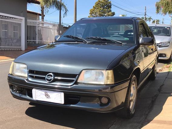 Gm - Chevrolet Kadett Gls 2.0 Mpfi Gasolina Cinza 2 Portas