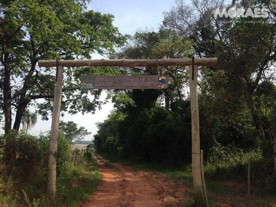 Chácara Rural À Venda, Zona Rural, Agudos. - Ch0016