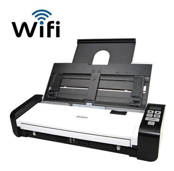 Scanner Avision Ad215w