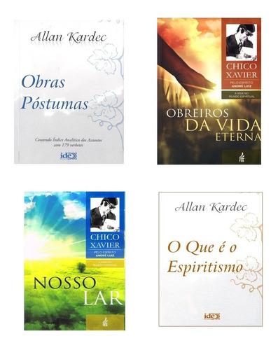 Obras Postumas , Nosso Lar , Obreiro Vida Eterna , O Que É..