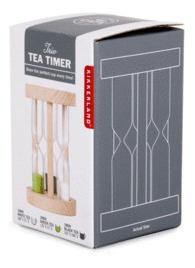 Trio Tea Timer: Reloj De Arena Para Infusiòn De Tè (cu238)