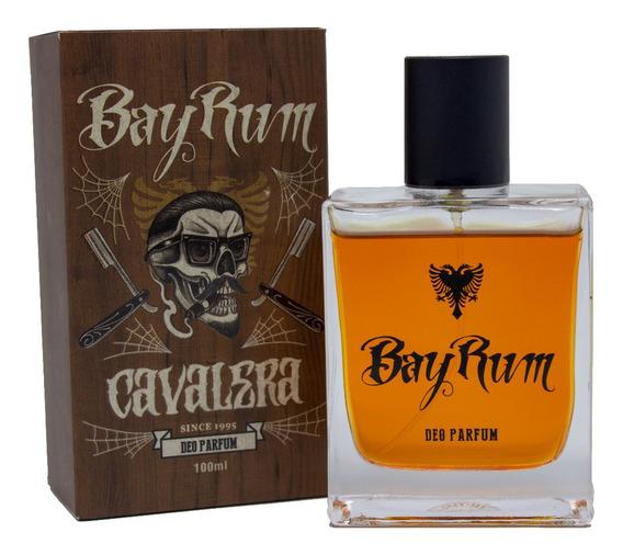 Perfume Cavalera Bay Rum Deo Parfum - 100ml - Frete Gratis!