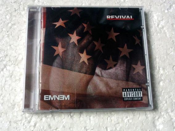 Cd Eminem Revival (2017) Novo Original Lacrado!!