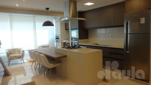 Imagem 1 de 14 de Apartamento Duplex 162,81m², Projeto Moderno E Diferenciado - 1033-11081