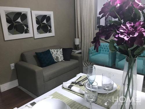 Imagem 1 de 14 de Apartamento Com 2 Dormitórios À Venda, 40 M² Por R$ 135.000,00 - Centro - Nova Iguaçu/rj - Ap2539