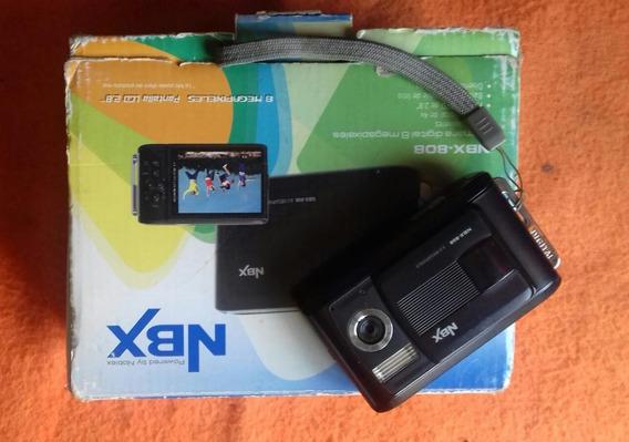 Camara Digital Nbx - 808 8 Megapixeles, Anda Perfecto