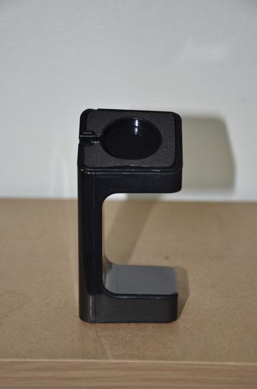 Dock Suporte Carregamento Preto Para Apple Watch - Preto
