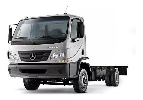 Camion Mercedes Benz Accelo 815 0km