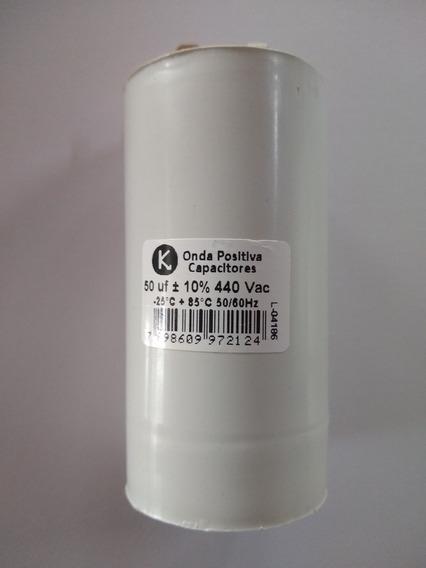 Capacitor 50 Uf 440