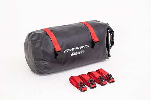 Maleta Universal Impermeable Drybag Fire Parts Negra C15 Lts