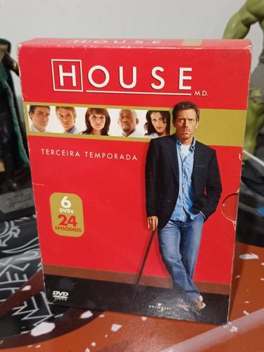Box House 3° Temporada