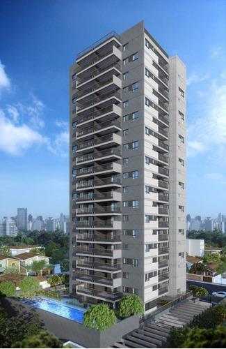 Imagem 1 de 17 de Apartamento À Venda No Bairro Saúde - São Paulo/sp - O-1425-5483