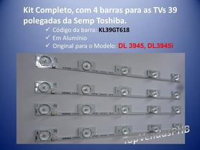 Kit Barramento Dl3945, Dl3945i, Kl39gt618 Alumínio