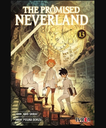 Imagen 1 de 1 de Manga The Promised Neverland Tomo 13 - Argentina
