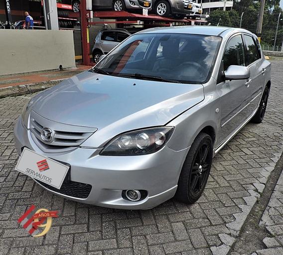 Mazda 3 Hb Mt 2.0 2006 Bwi259