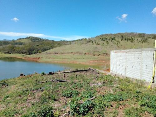 Imagem 1 de 13 de R20- Realize Seu Sonho Lotes Na Represa Em Nazaré