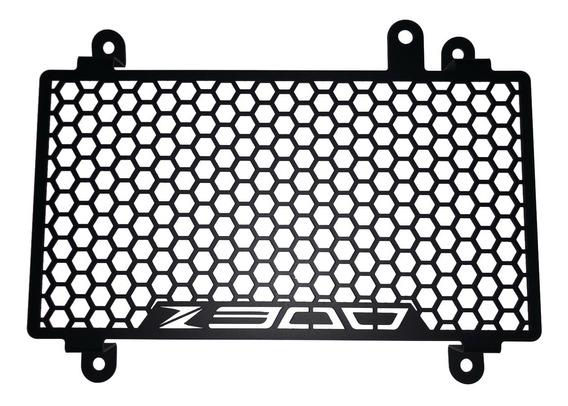 Protetor Tela Radiador Z300 2015 2016 2019