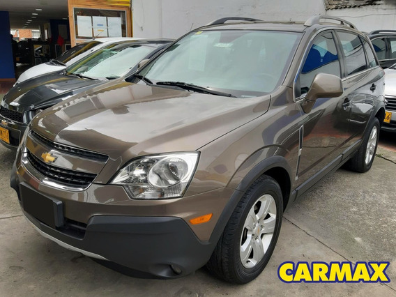 Chevrolet Captiva 2,4 Aut 2014 Financiamos Hasta El 100%