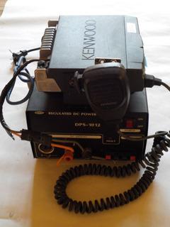 Equipo De Radio Comunicación Marca Kenwood