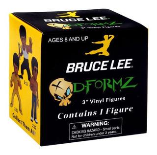 Bruce Lee D-formz Mini Figura De Vinil Diamon Select Toys