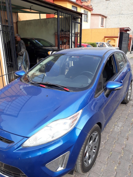 Ford Fiesta 2012 Hasback Ses