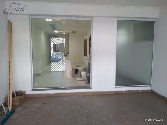 Comercial Para Aluguel, 0 Dormitórios, Jardim Ester Yolanda - São Paulo - 20251