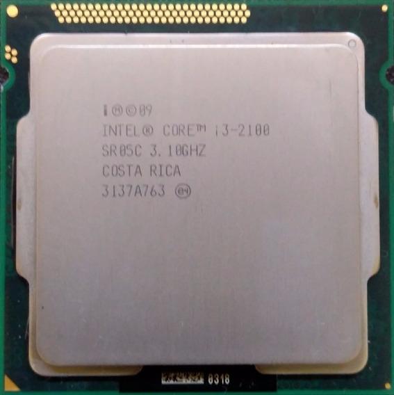 Processador Intel Core I3 2100 3.10ghz (1155) Original