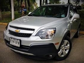 Chevrolet Captiva Sport 5p Ls L4 2.4 Aut Piel