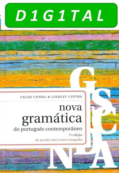 Nova Gramática Do Português Contemporâneo 7ª Ed