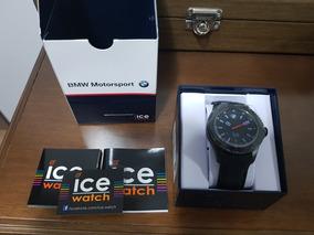 Relógio Bmw Motorsport Ice Watch, Novo, 40mm, 12x Cartão