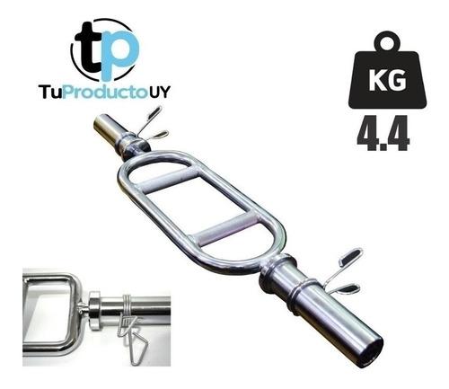 Barra Romana Olimpica Triceps Pro  Gym - Tuproductouy