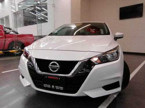 Imagen 1 de 9 de Nissan Versa 2020 1.6 Sense At