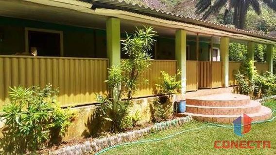 Sítio Para Venda Em Santa Leopoldina, Centro, 4 Dormitórios, 2 Suítes, 4 Banheiros - 101105