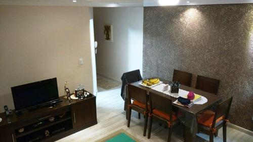 Apartamento, 2 Quartos, 2 Vagas, Dos Casa - São Bernardo Do Campo - 53487