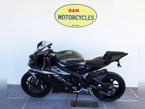 Imagen 1 de 7 de 2018 Yamaha Sportbike Motorcycle Yzf-r6