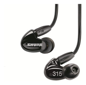 Headphone Shure Se315 Preto - Envio Imediato!