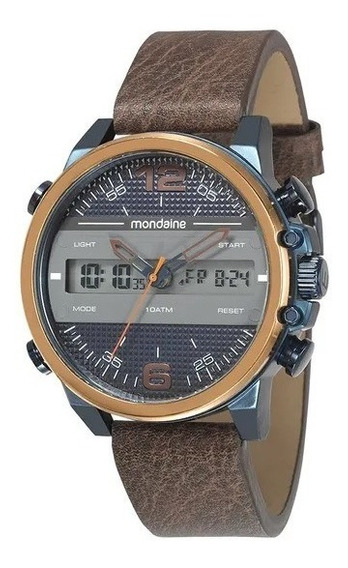 Relógio Mondaine Masculino 53711gpmver2