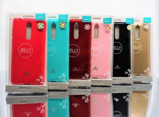 Funda Nokia 8 Mercury Goospery Jelly Case.