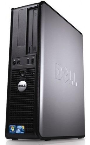 Dell Optiplex 780 - 4gb - Hd 250gb
