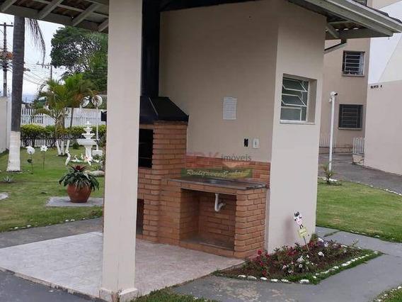 Apartamento Com 2 Dormitórios À Venda, 55 M² Por R$ 149.000 - Vila Paraíso - Caçapava/sp - Ap4348