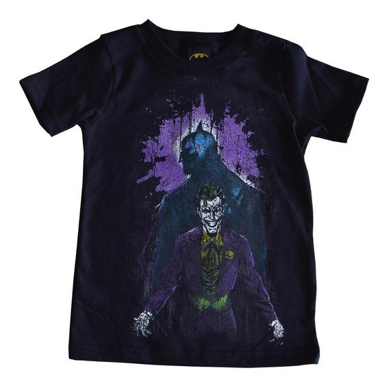 Playera Batman/jocker 27150