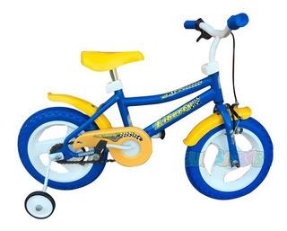 Bicicleta Liberty Kids Rodado 12 Original Cuotas