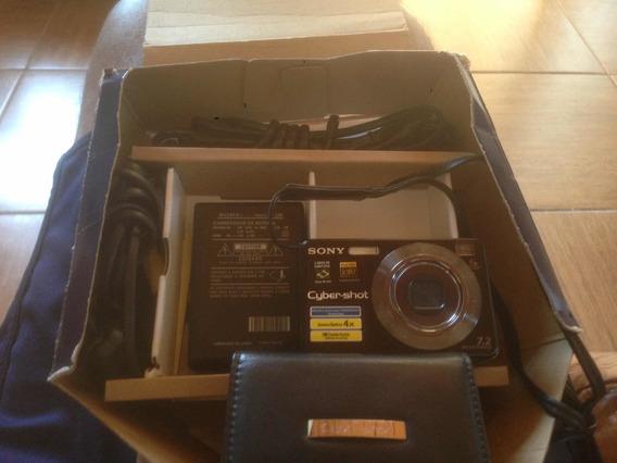 Câmera Digital Cyber-shot Dsc-w125