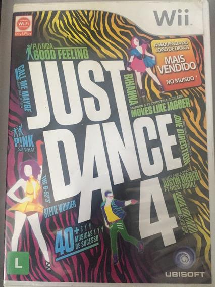 Just Dance 4 Nintendo Wii Original