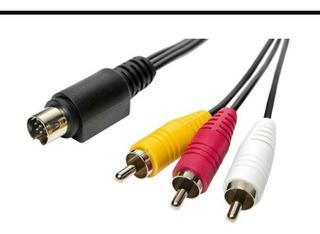 Cable Rca 10 Pines Para Decodificador L14 Directv